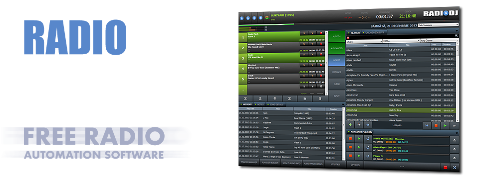 Free radio broadcasting software for mac